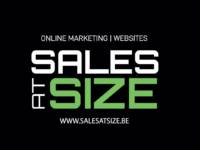 sales at size