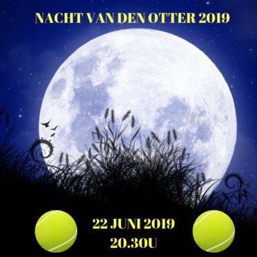 NACHT VAN DEN OTTER 2019