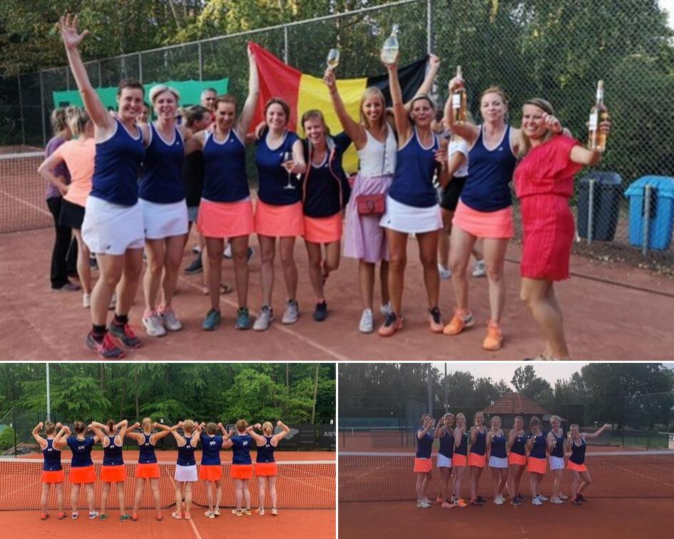 Kampioen van België – Dames 6