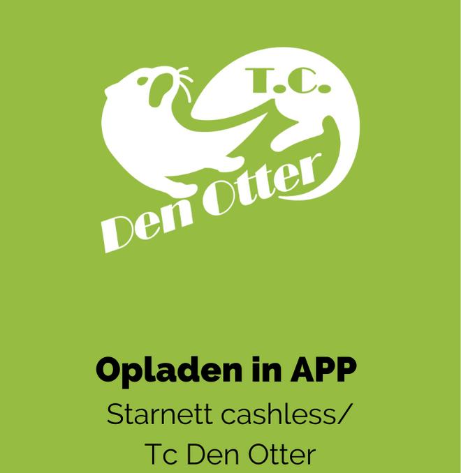 TC Den Otter gaat cashless