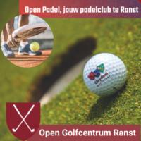 Open Padel & Golfcentrum